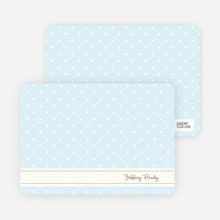 Quilted Love - Baby Blue