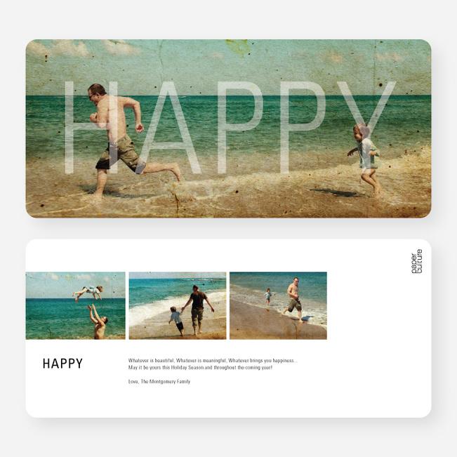 Happy - Black