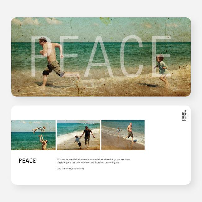 Peace - Black