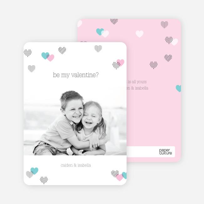 Be My Valentine - Pink