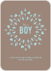 Baby Icon Burst - Boy Blue