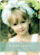 Classic Easter Photo Card - Aquarium