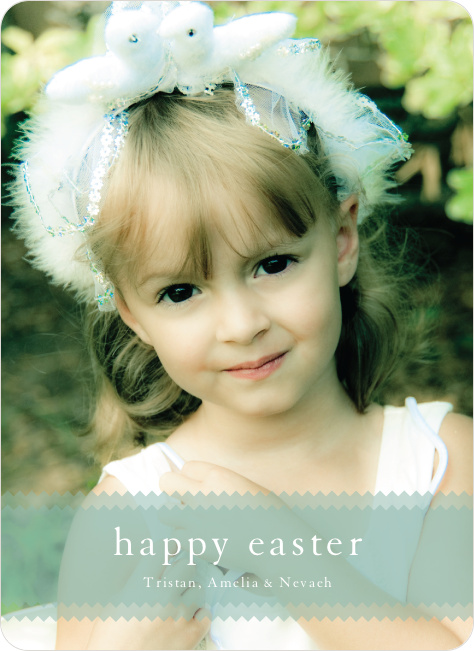 Classic Easter Photo Cards - Aquarium