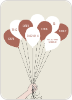 Balloon Bouquet - Beige