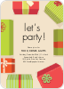 Gift Exchange Invitations - Front View