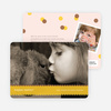 Happy Easter Photo Cards - Golden Corn