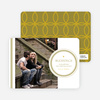 Holiday Blessings Christmas Photo Cards - Yellow
