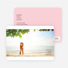 Holiday Rectangles - Pink