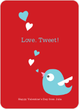 Love Tweet - Robin