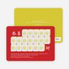 Mahjong Good Luck Tiles - Gold