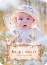 Modern Traditionalist Easter - Rustic Brown