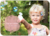 Sharing the Joy of Bubbles this Easter - Blush