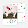 Wreath of Joy Christmas Card - Multi