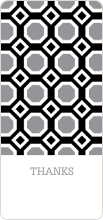 Pattern Chic - Black
