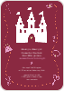 Your Princess' Birthday Invitation - Front View