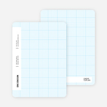 Stationery Grid - White