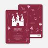 Your Princess' Birthday Invitation - Main View