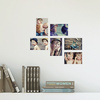 Just Photos 4 x 6: Custom Photo Wall Stickers - Multi