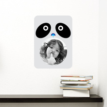 Panda Photo Frames - Black
