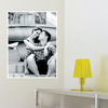 Photo Rectangle - Wall Decal View