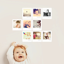 Polaroid Wall Stickers - White