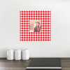 Fashion Frames Photo Wall Decals - Red