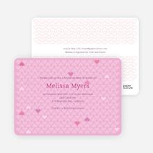 Bridal Hearts - Pink