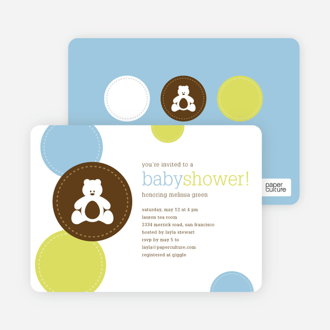 home baby shower invitations boy shower invitations