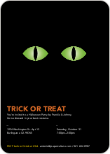 Trick or Treat Eyes - Pc Green