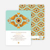 Parental Love Baby Shower Invitation - Warm Brown