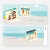 Beach Boys Holiday Cards - Blue