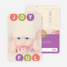 Joyful Ornaments - Purple