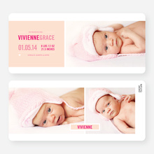 Introducing Your Baby - Pink