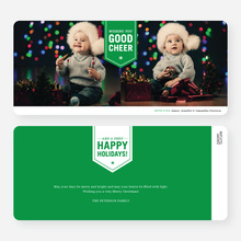 Wishing You Good Cheer - Green