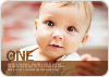 Prince and Princess Photo Invitations - Front View