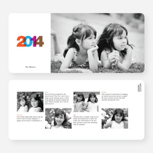 Colorful New Years - Multi