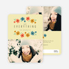Everything's Coming up Roses Holiday Cards - Yellow