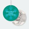 Snowflake Ornaments - Main View