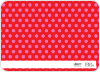 Polkadot Gift Wrap - Back View