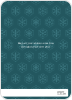 Classic Snowflake Cards - Back View
