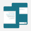 Patterned Party Invitations - Main View