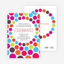 Celebrate! Holiday Invitations - Multi