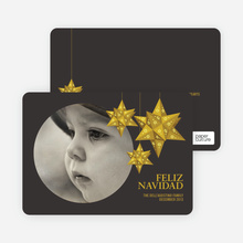 Feliz Navidad - Gold