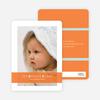 Joy * Peace * Love Holiday Cards - Pumpkin