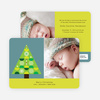 O Christmas Tree Holiday Cards - Apple Green