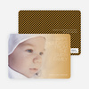 Holiday Memories Photo Cards - Golden Yellow