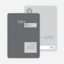 2012 Pattern - Silver Grey