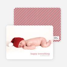 happy everything - Crimson