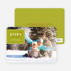 Simply Classic Holiday Photo Cards - Bamboo