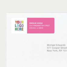 Company Logo - Pink